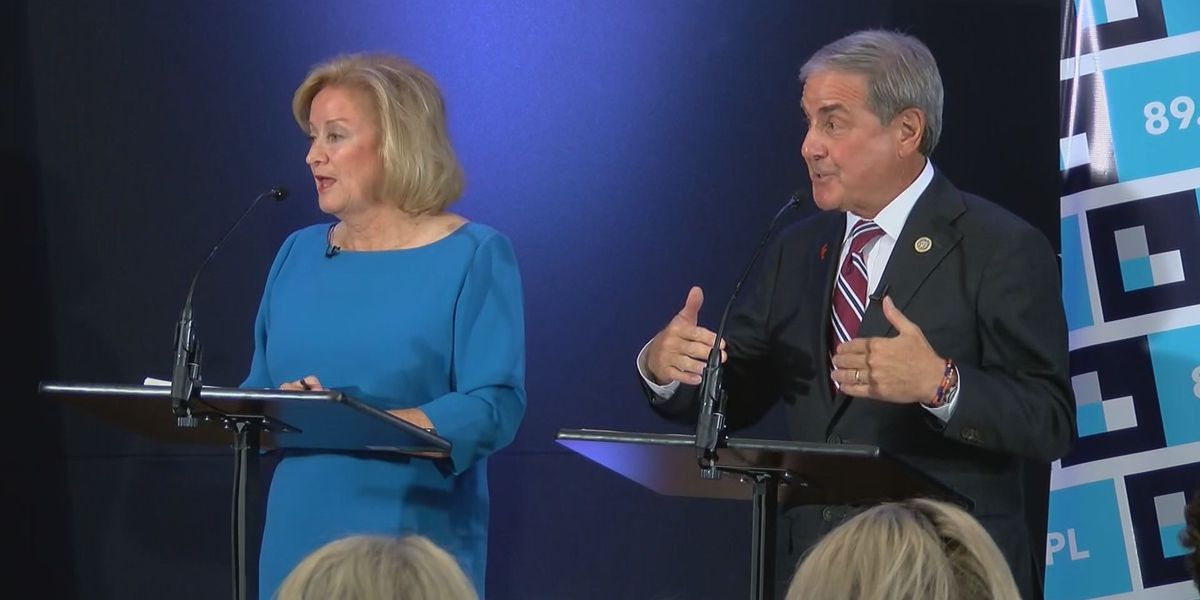 Yarmuth, Glisson take to podiums for congressional debate