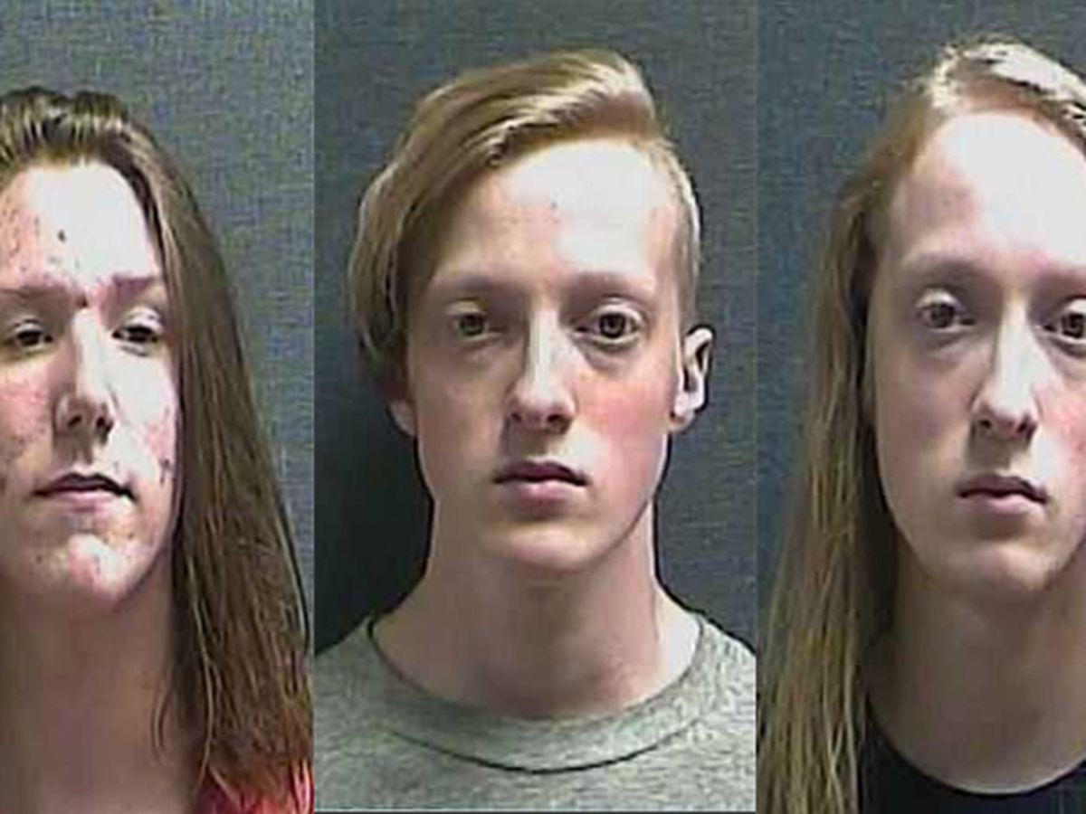 3 former students arrested for causing thousands of dollars in damage to Boone County school