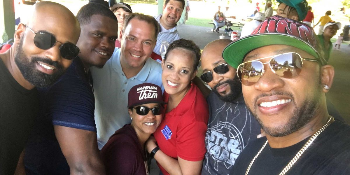 SLIDESHOW: The Inaugural Taking Back Your Streets Community Picnic