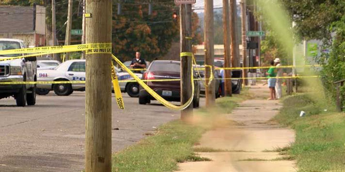 Louisville's 94th homicide victim identified