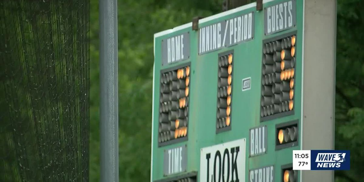 Gov. Beshear leaves baseball tournament with son after observing a lack of COVID-19 precautions
