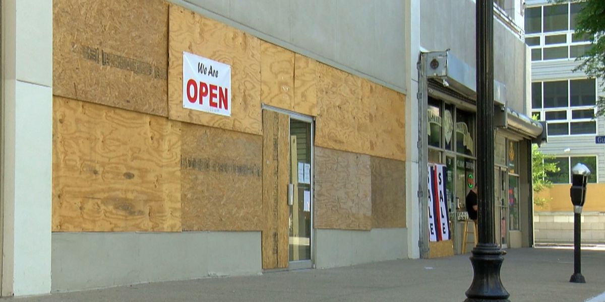 Fourth Street business still recovering after late-May riots caused $100,000 in damage