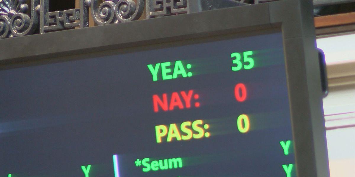 KY school safety bill passes, senators promise shooting victims not forgotten