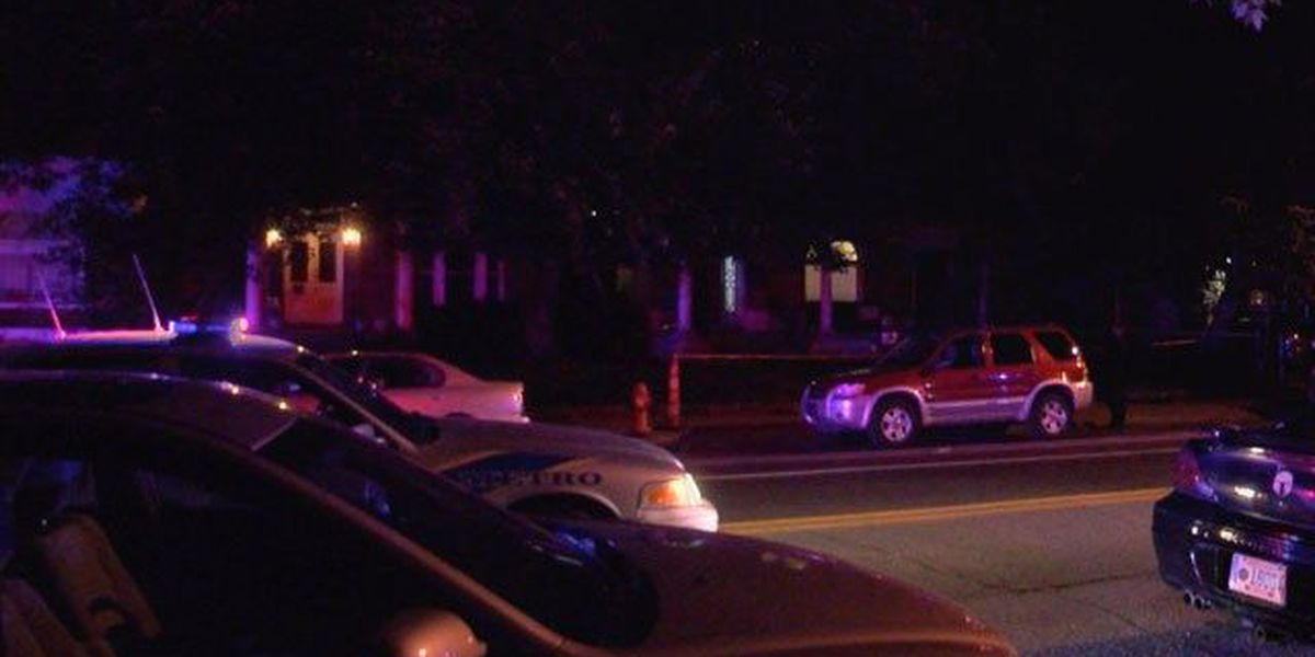 Person stabbed in Old Louisville