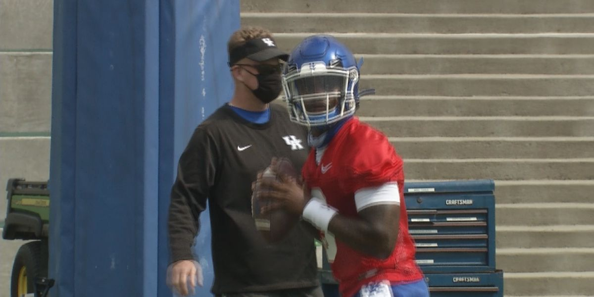 Wilson returns as Cats kickoff practice