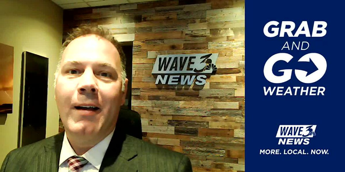 Grab-N-Go Forecast: Wednesday evening, May 12, 2021
