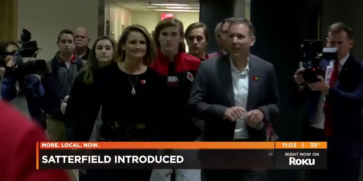 New UofL coach Scott Satterfield says he will start shifting the culture of football team