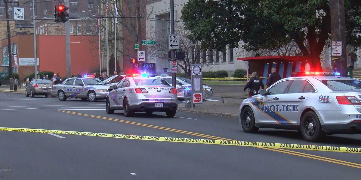 Woman shot, critically injured in Old Louisville neighborhood