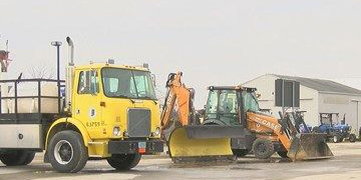 Indiana prepares for winter weather Wednesday