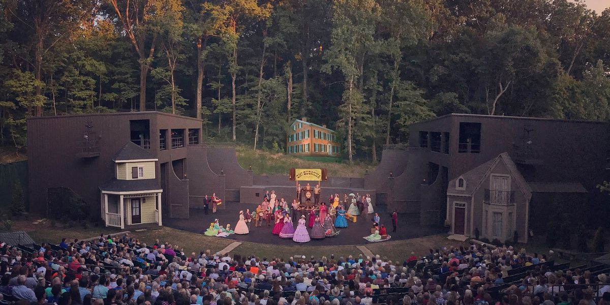 Stephen Foster Story cancels 2020 summer season