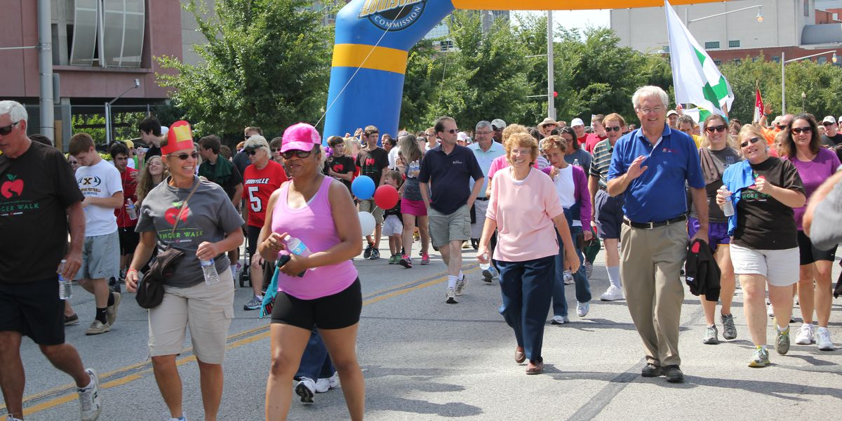 41st Hunger Walk set for September 22