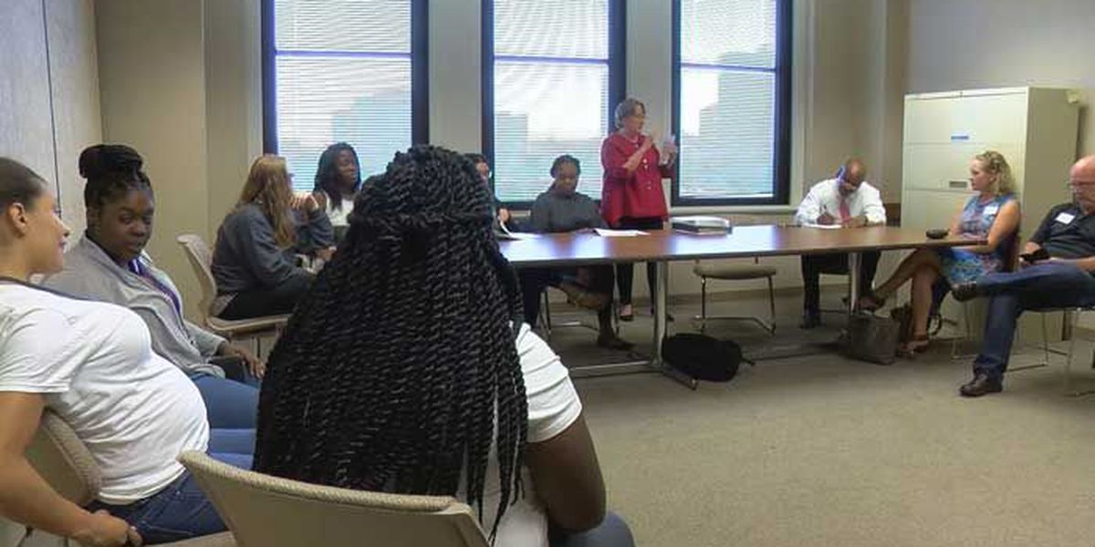 Foster youth aging out of the system seek job training