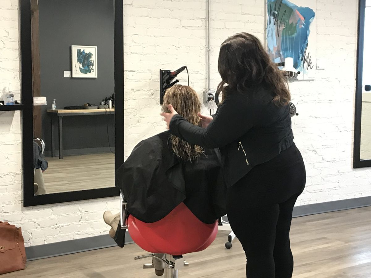 Despite pandemic, Louisville tech company expanding hair business