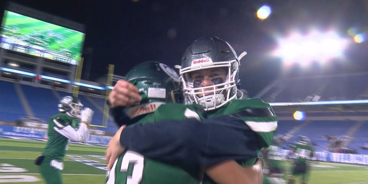 Trinity beats Male 28-0 to complete 10-0 season
