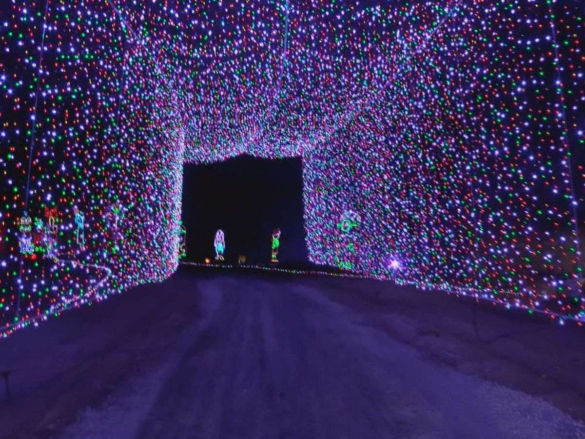 Lights Under Louisville expecting another record season with more lights, more options