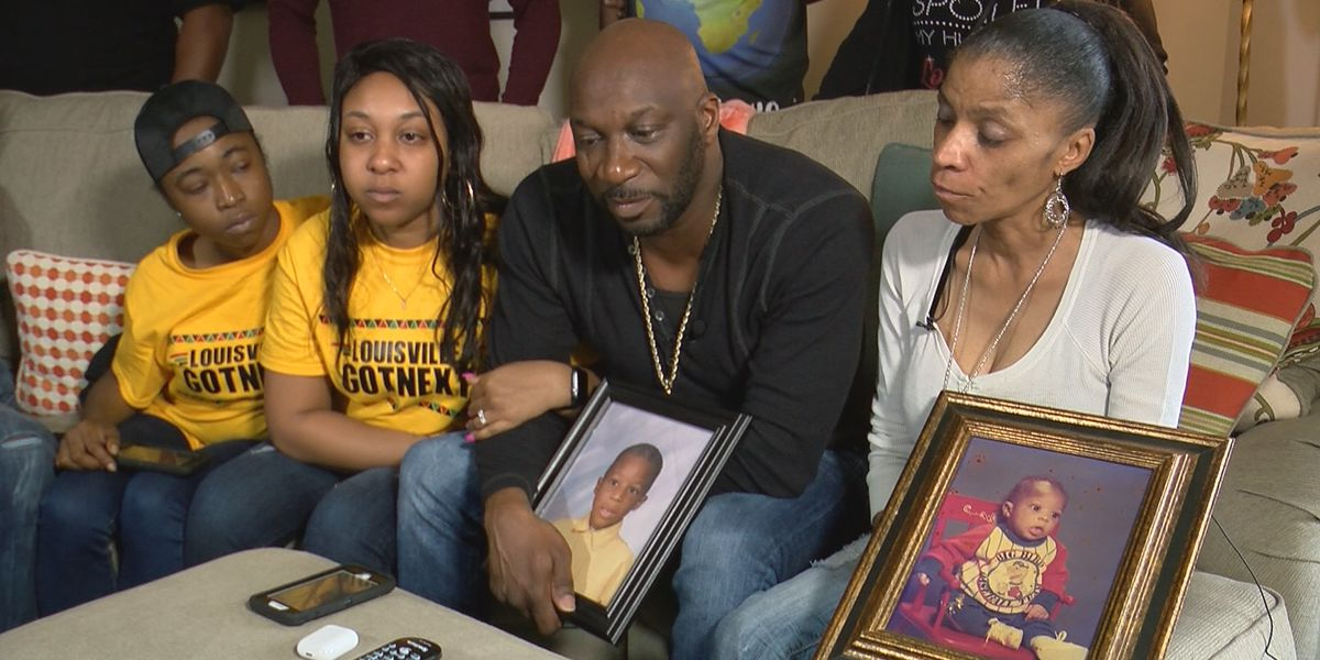 'You have taken everything from us:' Family of local rapper devastated by deadly shooting