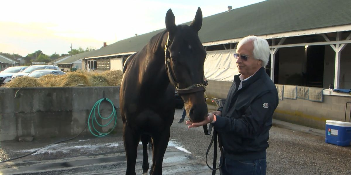 Baffert says vet-recommended treatment led to illegal level of substance
