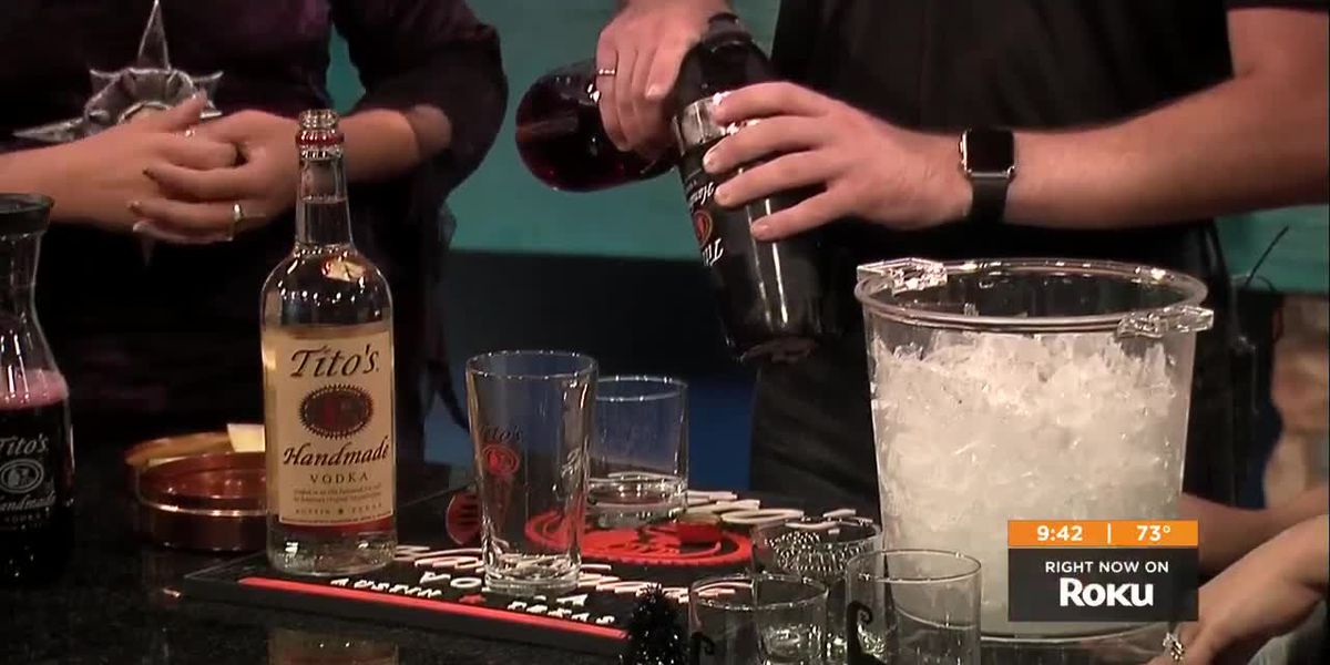 Tito's vodka creates unique cocktails for Witches Night Out