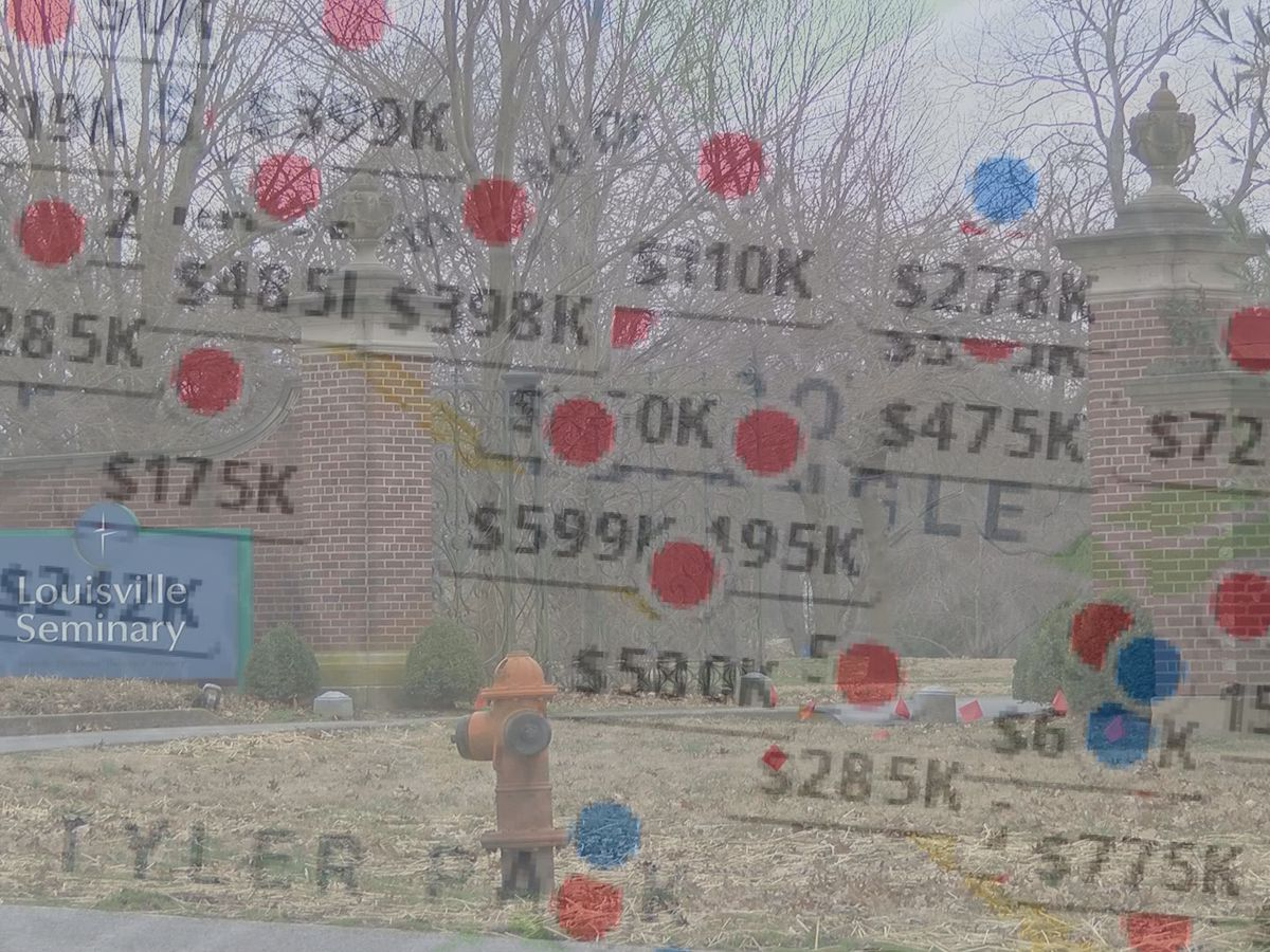 Presbyterian seminary puts Cherokee Park listing on hold