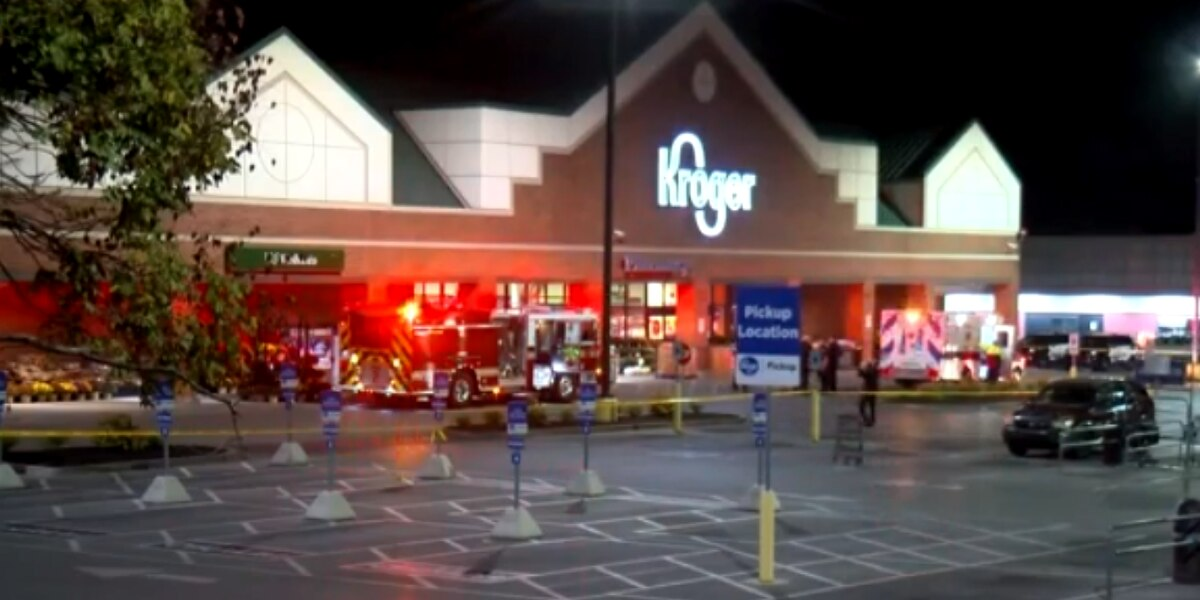 Police shoot armed robbery suspect at Nicholasville Kroger pharmacy