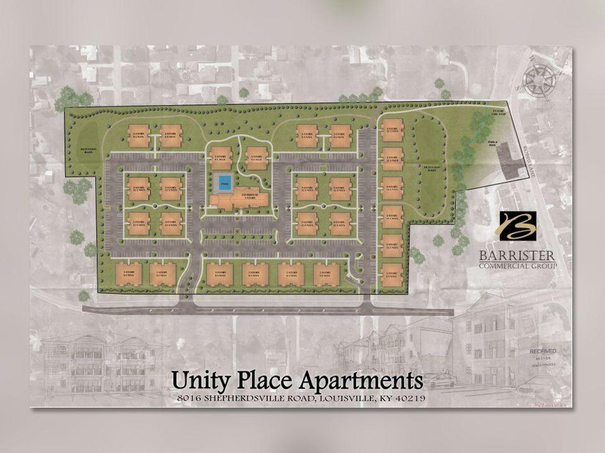 Metro Council approves rezoning for controversial Okolona apartment complex