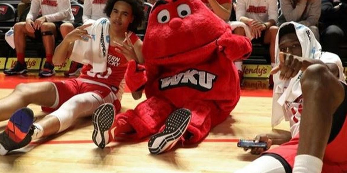 VOTE NOW: WKU's Big Red in the running for best mascot in the country