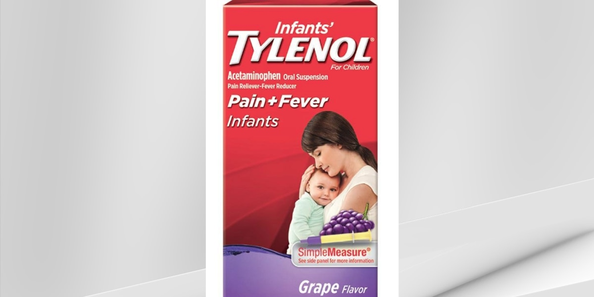 If you've bought Infants' Tylenol, you may be eligible for part of a $6.3M settlement