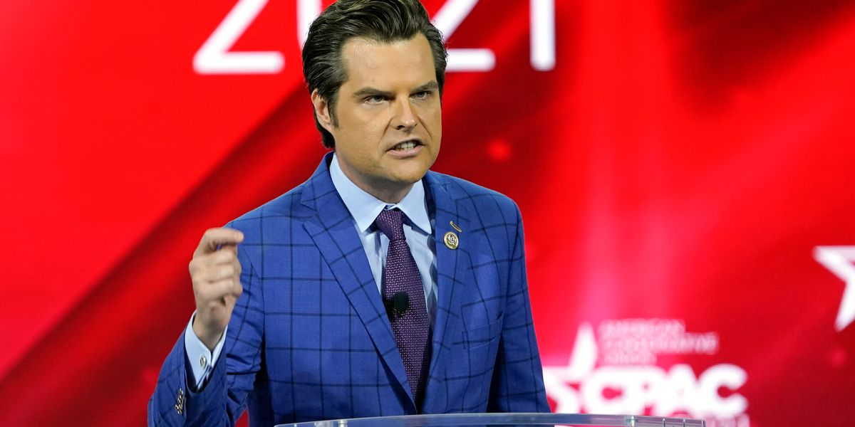 Gaetz faces probe by House ethics panel over potential misconduct
