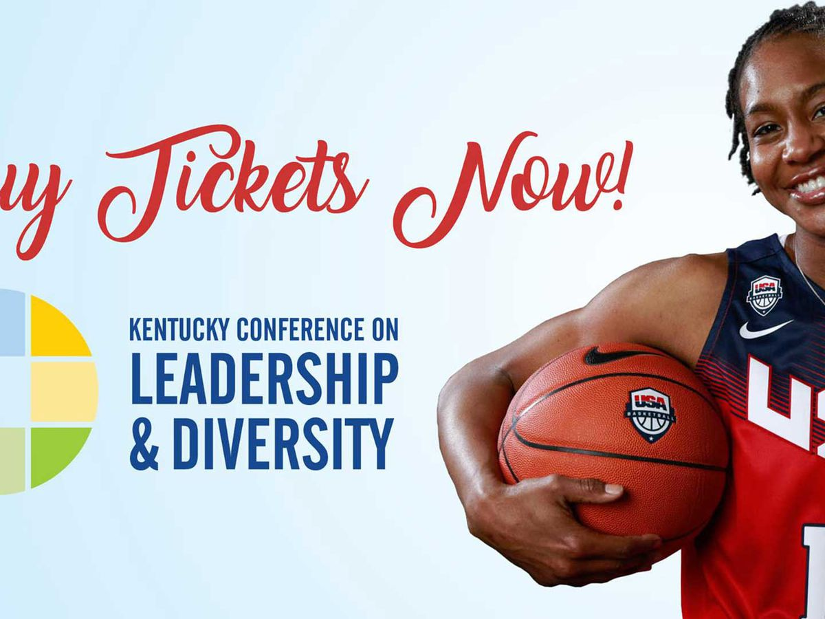 U.S. Olympian to keynote Ky. Conference on Leadership and Diversity