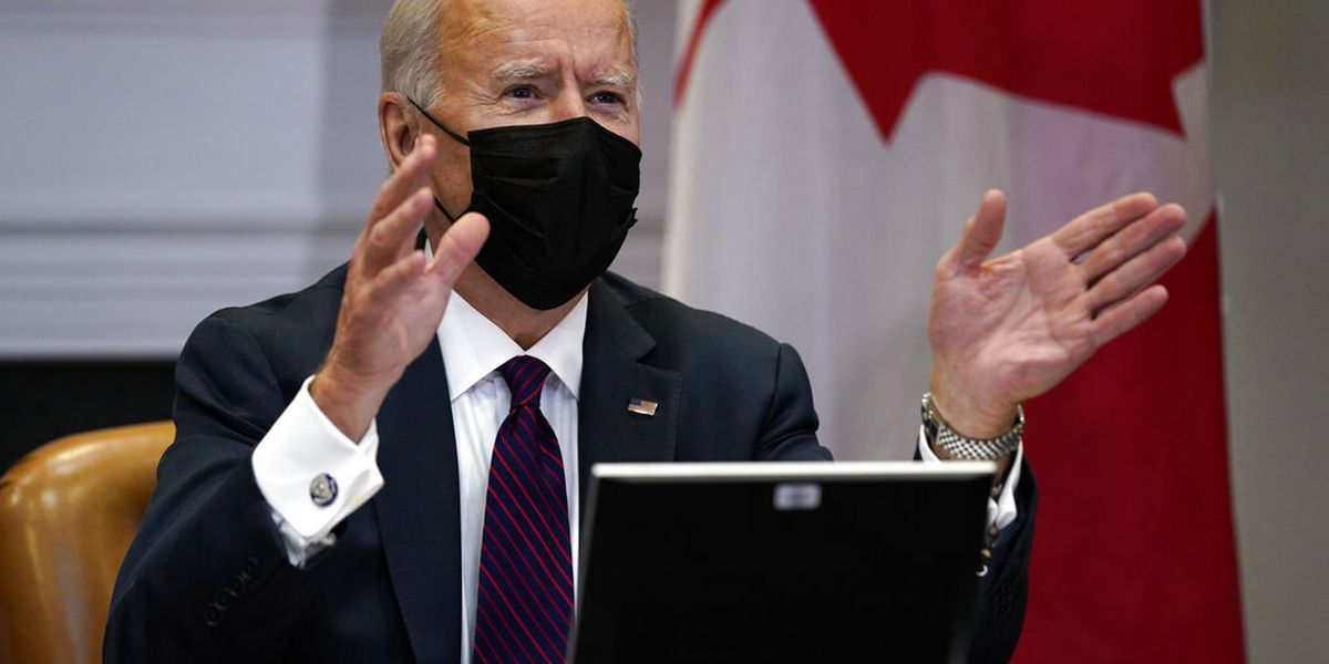 Biden heads to Texas to see storm damage, visit food bank