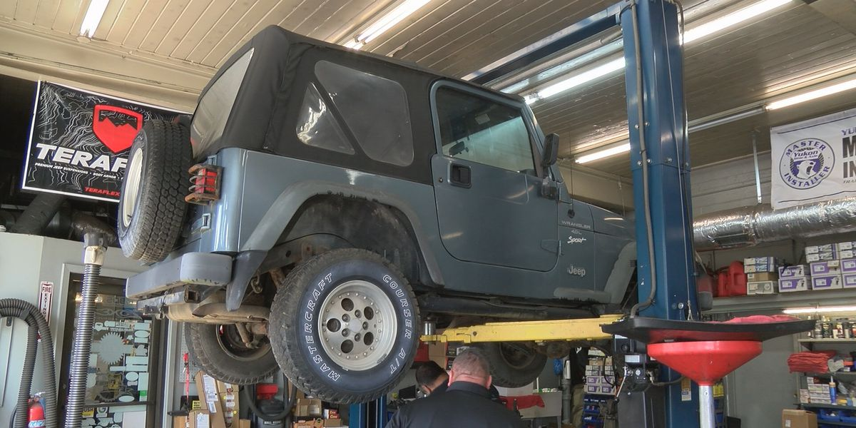 Vets, first responders to learn how to build Jeeps from scratch in new program