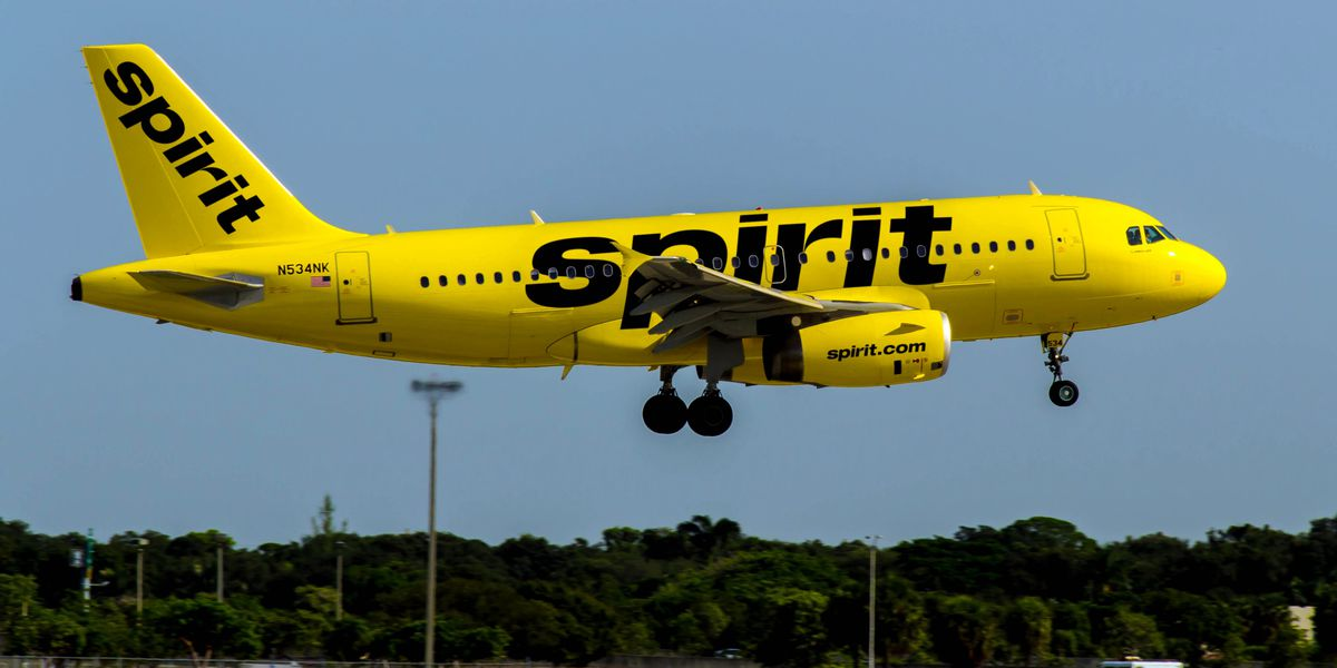 Spirit Airlines to offer daily nonstop flights from Louisville to four major cities