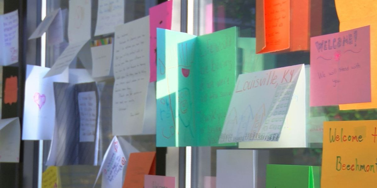 Community center receives hundreds of cards for local immigrants