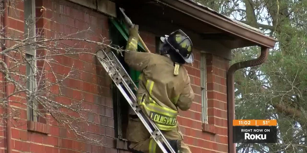 Investigators believe apartment fire was set intentionally
