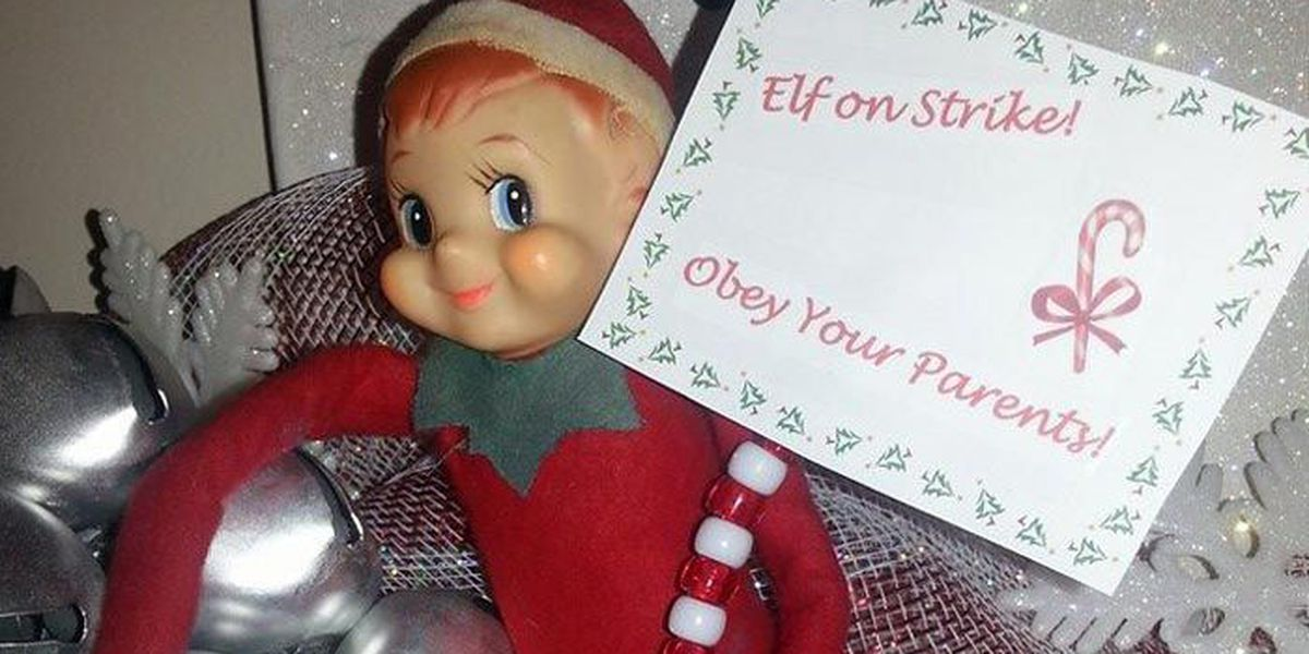 PHOTOS: WAVE 3 News viewers share pics of elves on shelves