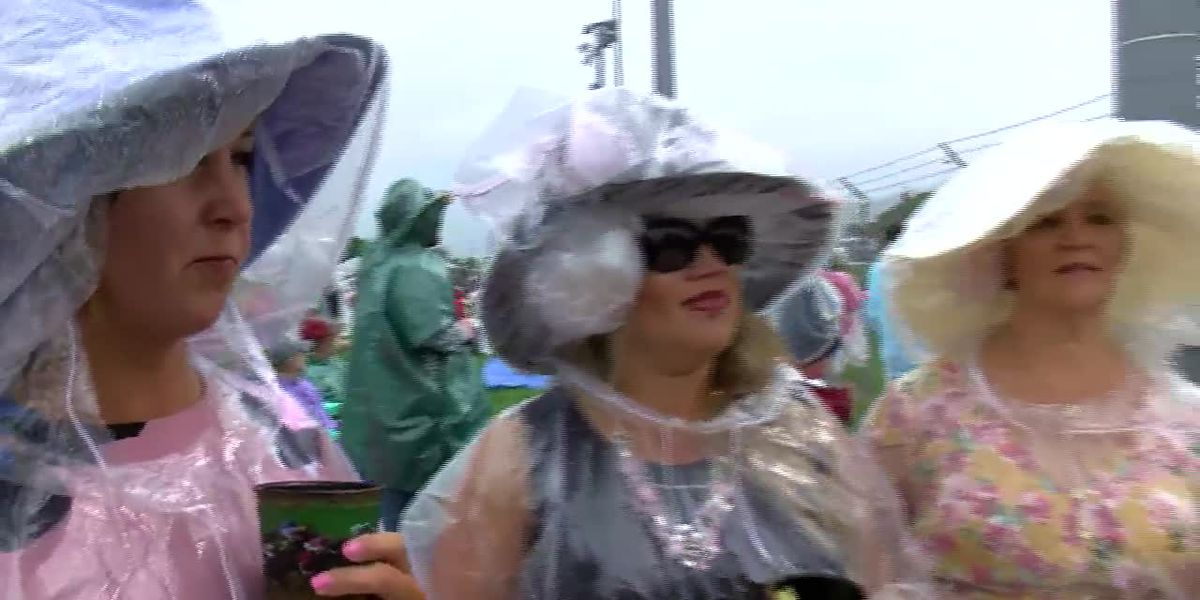 First-time Derbygoers visiting from Minnesota, Wisconsin