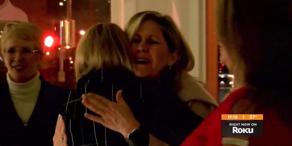 Louisville ladies celebrate friendship on Galentine's Day