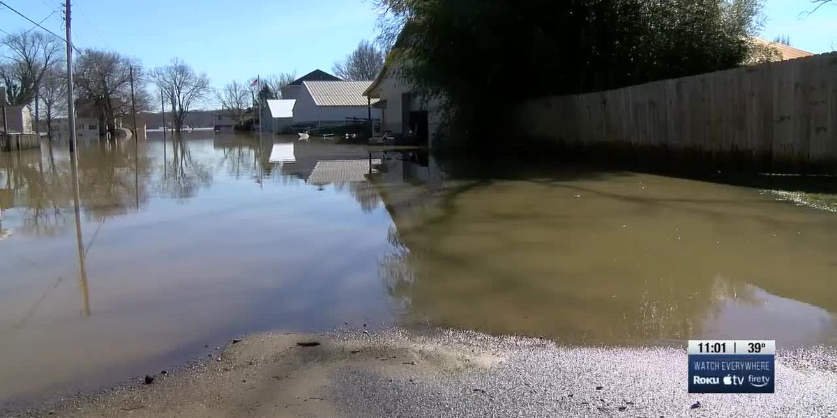 Utica residents were prepared for flood waters but not concerned