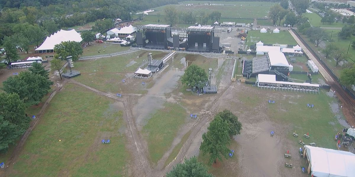 Music festivals plan to go back to Champions Park next year