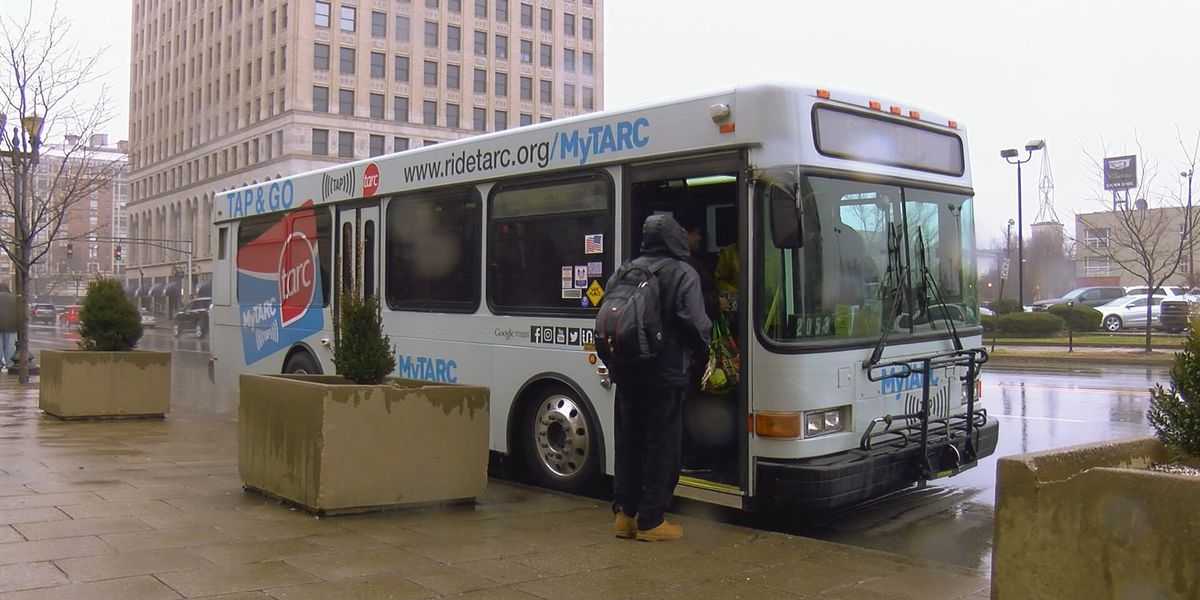 TARC bus operator on Broadway-Bardstown Road route tests positive for COVID-19
