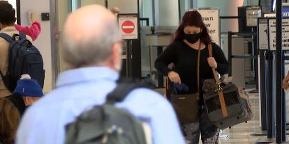 More than a Million Americans Disregarded Public Health Travel Warnings on Sunday