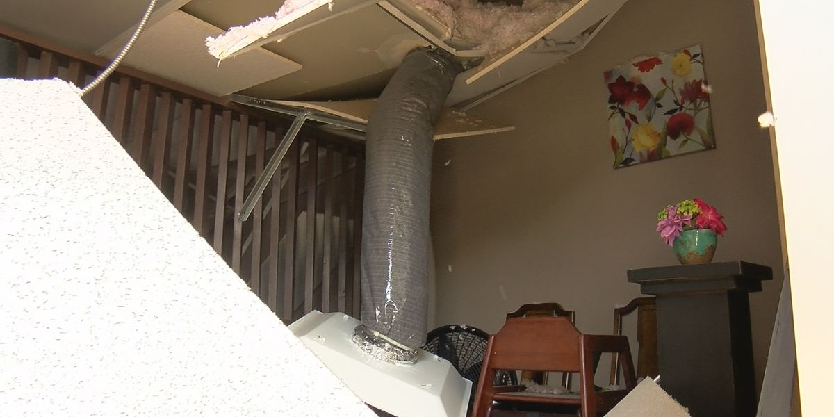 Roof collapse closes Korean restaurant, several other businesses in St. Matthews