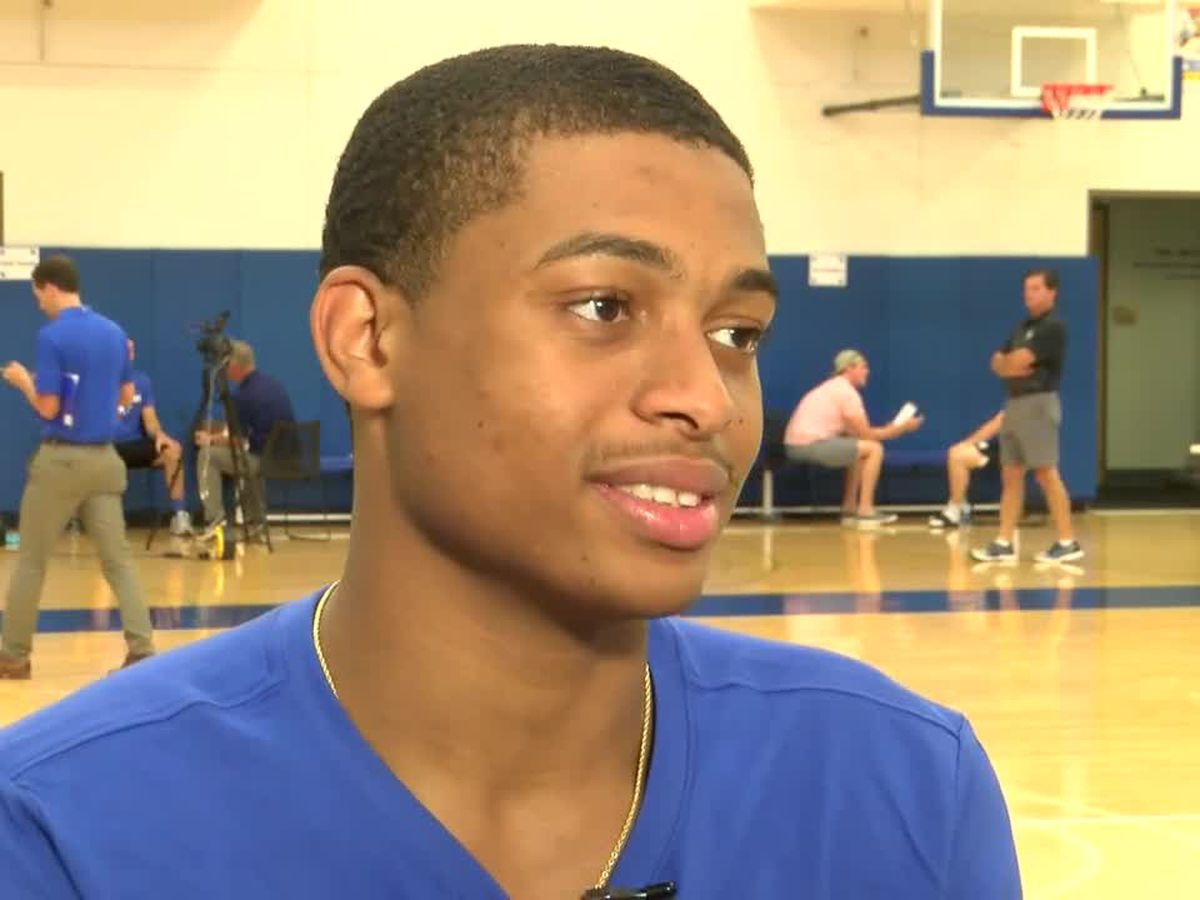 Keldon Johnson staying in NBA Draft