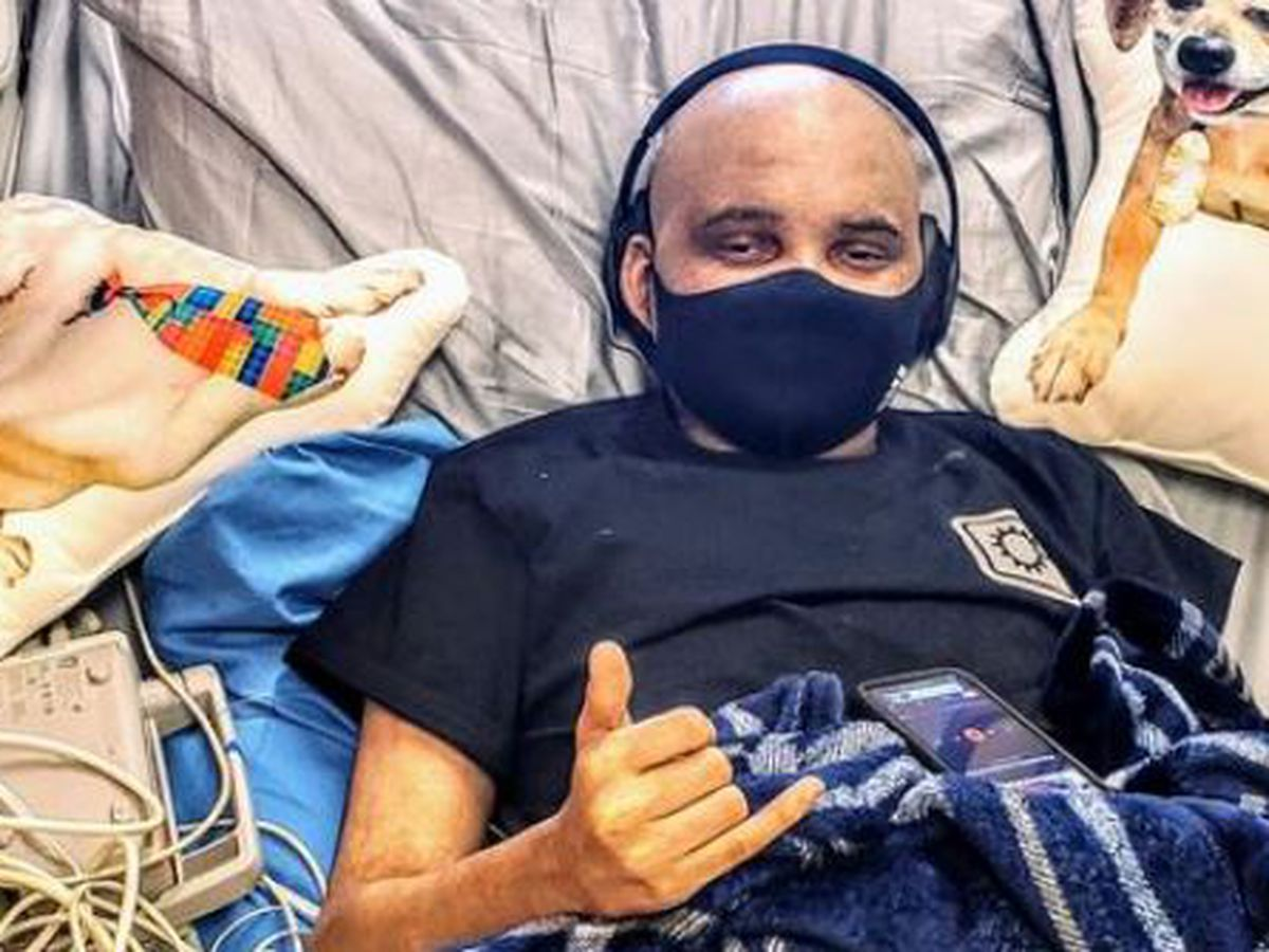 Teen asks for well wishes after debilitating stroke while fighting 4th round of cancer