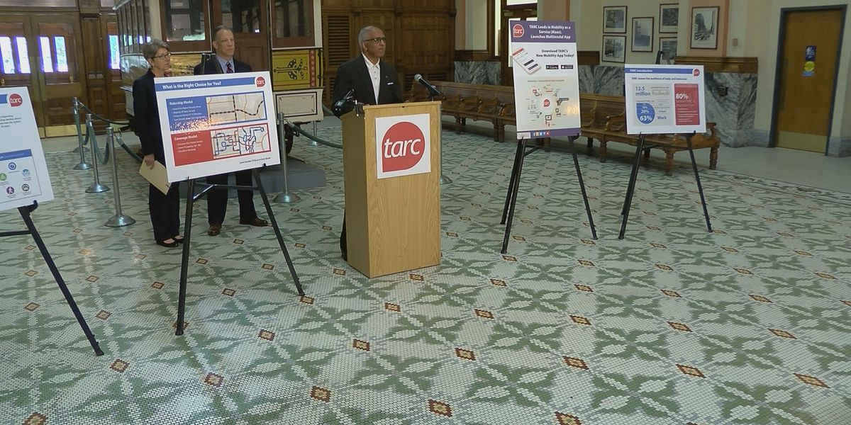 TARC analyzing possible new routes, asking public for input