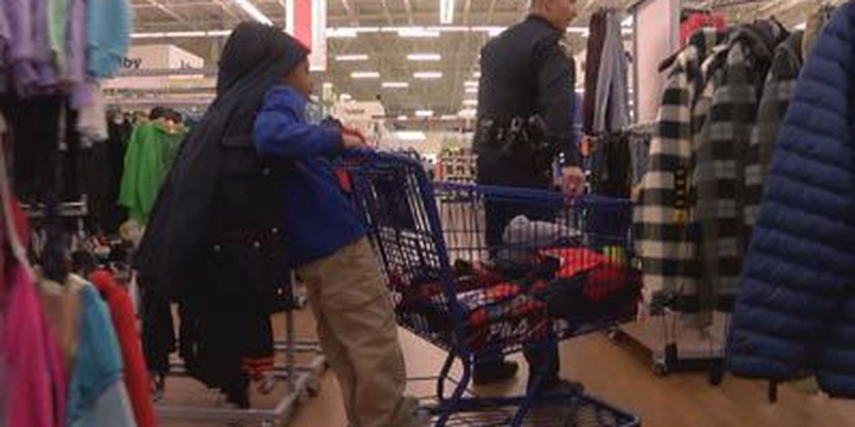 Metro Corrections holds annual Coat-A-Kid