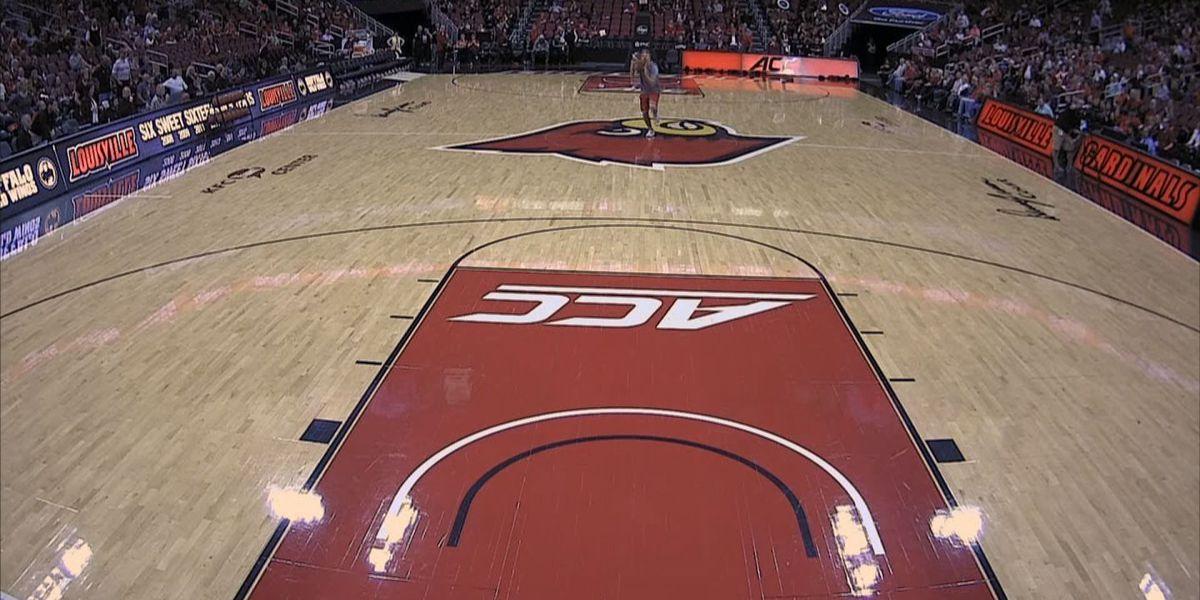 VIDEO: UofL student hits $38K half-court shot
