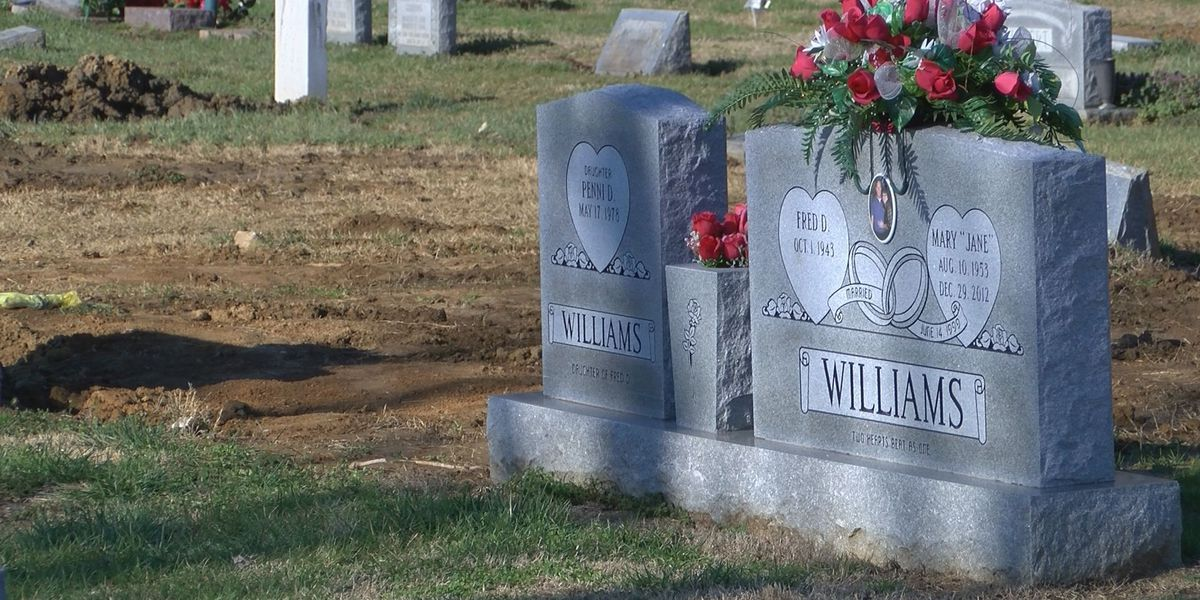 Frustrated families seek attorney general's help with cemetery conditions