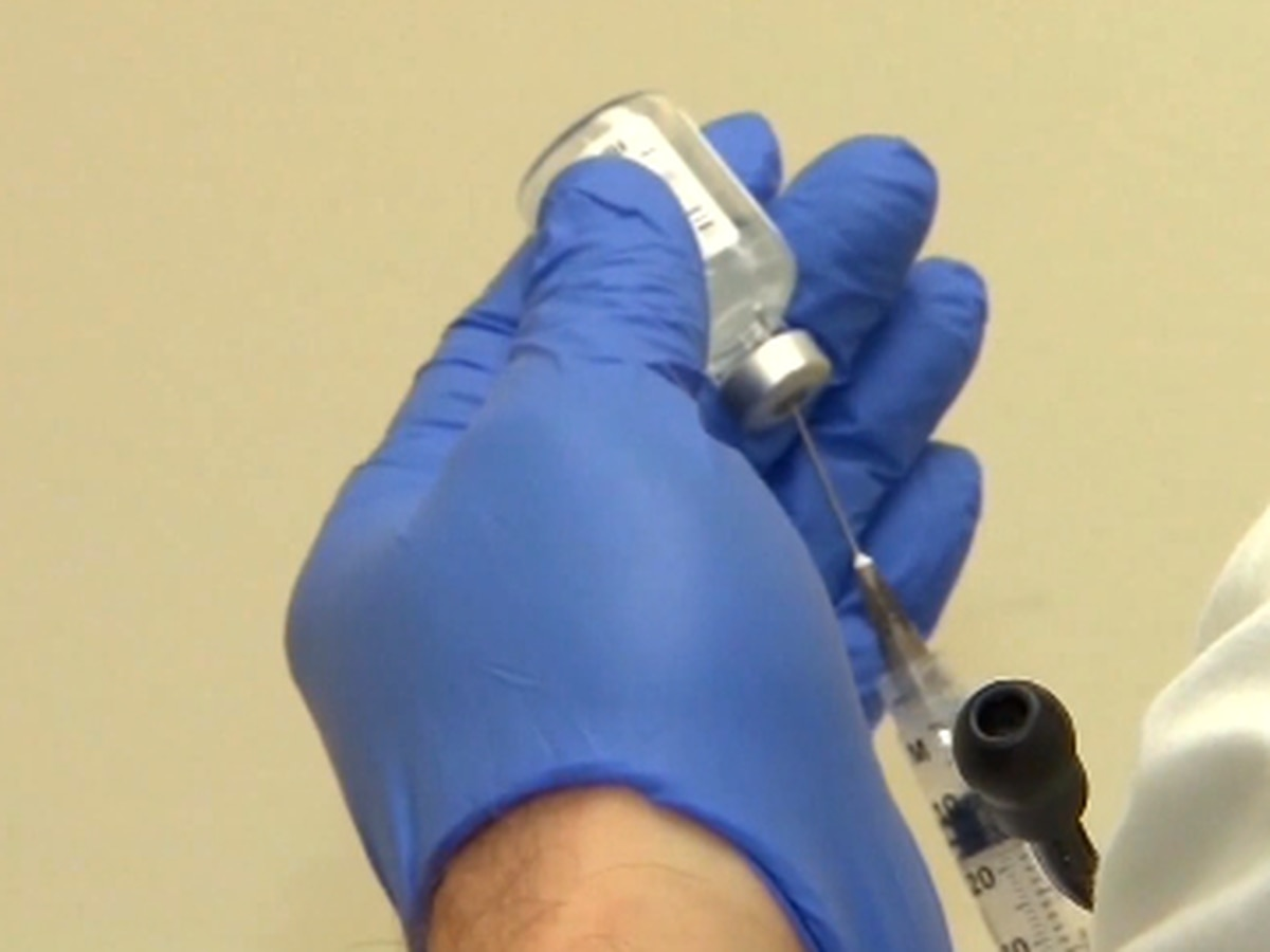 Some places already out of flu shots