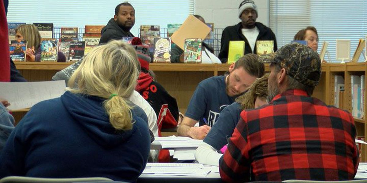 Louisville Urban League's expungement clinic reaches capacity